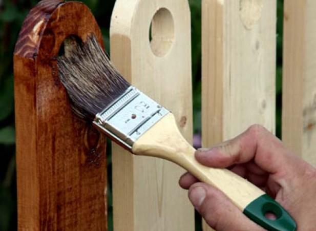 Защита древесины от разрушения