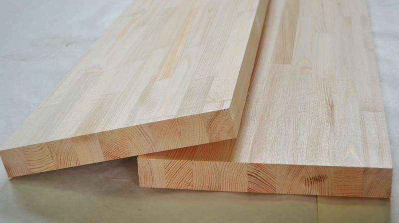 Мебельные щиты из массива дерева, дсп (дуб, сосна) - Буманс